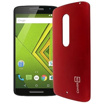 Amazon.com: Motorola DROID Maxx 2 Caso, Motorola Moto X Play ...