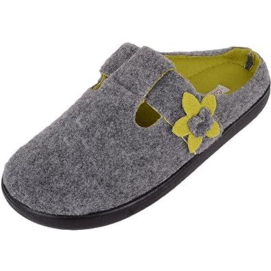 Schuhe & Handtaschen Absolute Footwear Damen Hausschuhe