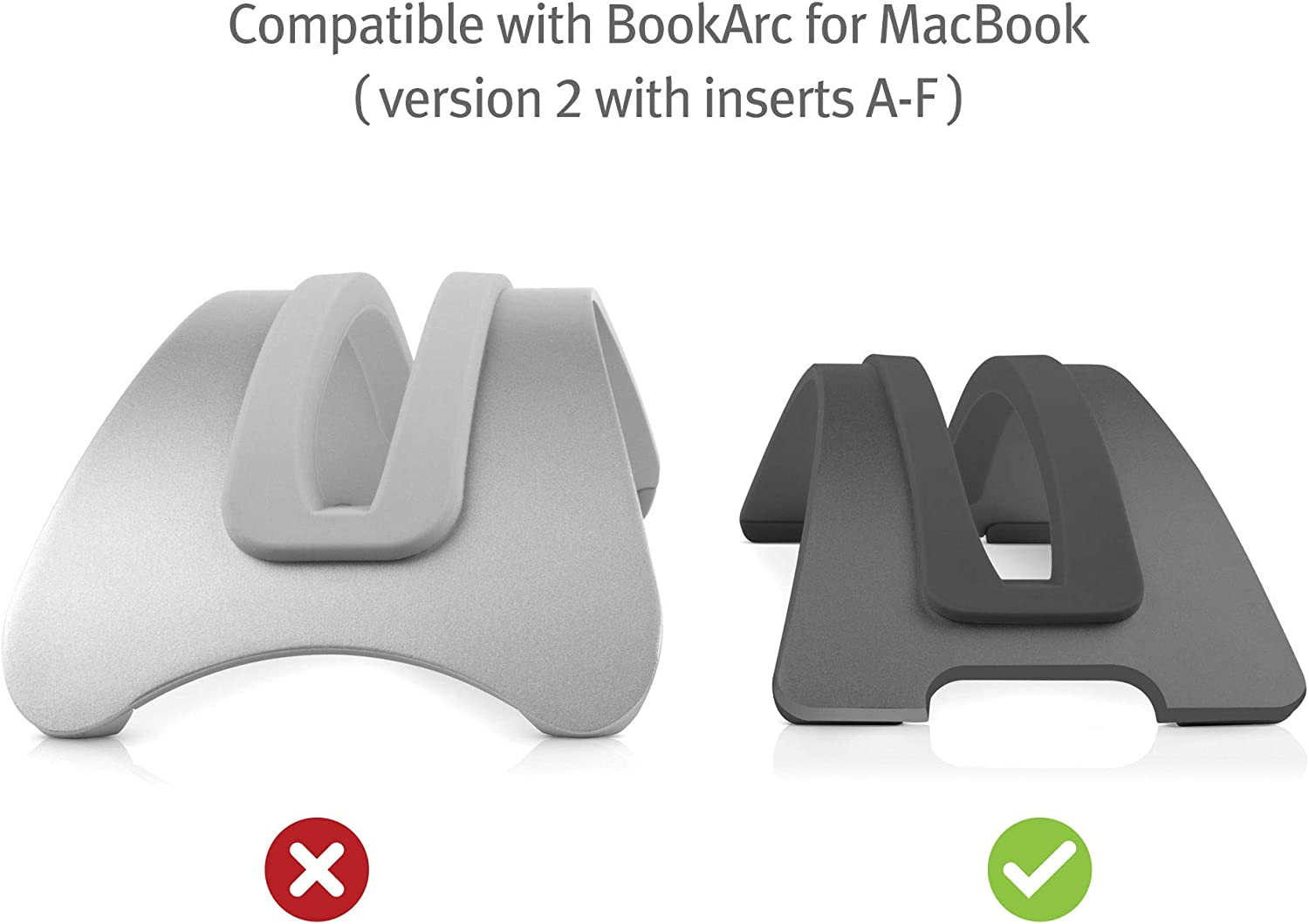 "BookArc Insert F for 16"" MacBook US…"