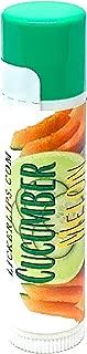 product image for Lick 'er Lips Lip Balm | Moisturizing Beeswax Cocoa Shea Butter Jojoba Hemp Avocado Castor Oil with Vitamin E | 1 Tube (4g) (Cumber Melon)