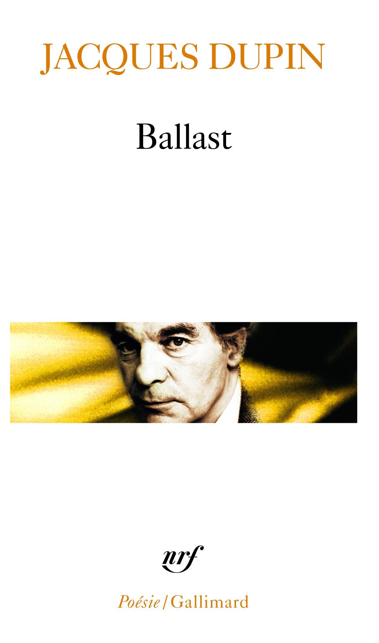 Ballast (Poesie/Gallimard) (French Edition) ebook