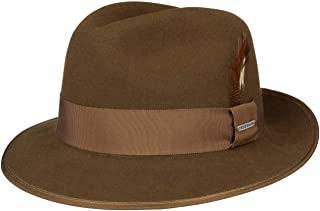 product image for Stetson Vermont Fedora VitaFelt Hat Men - Made in USA