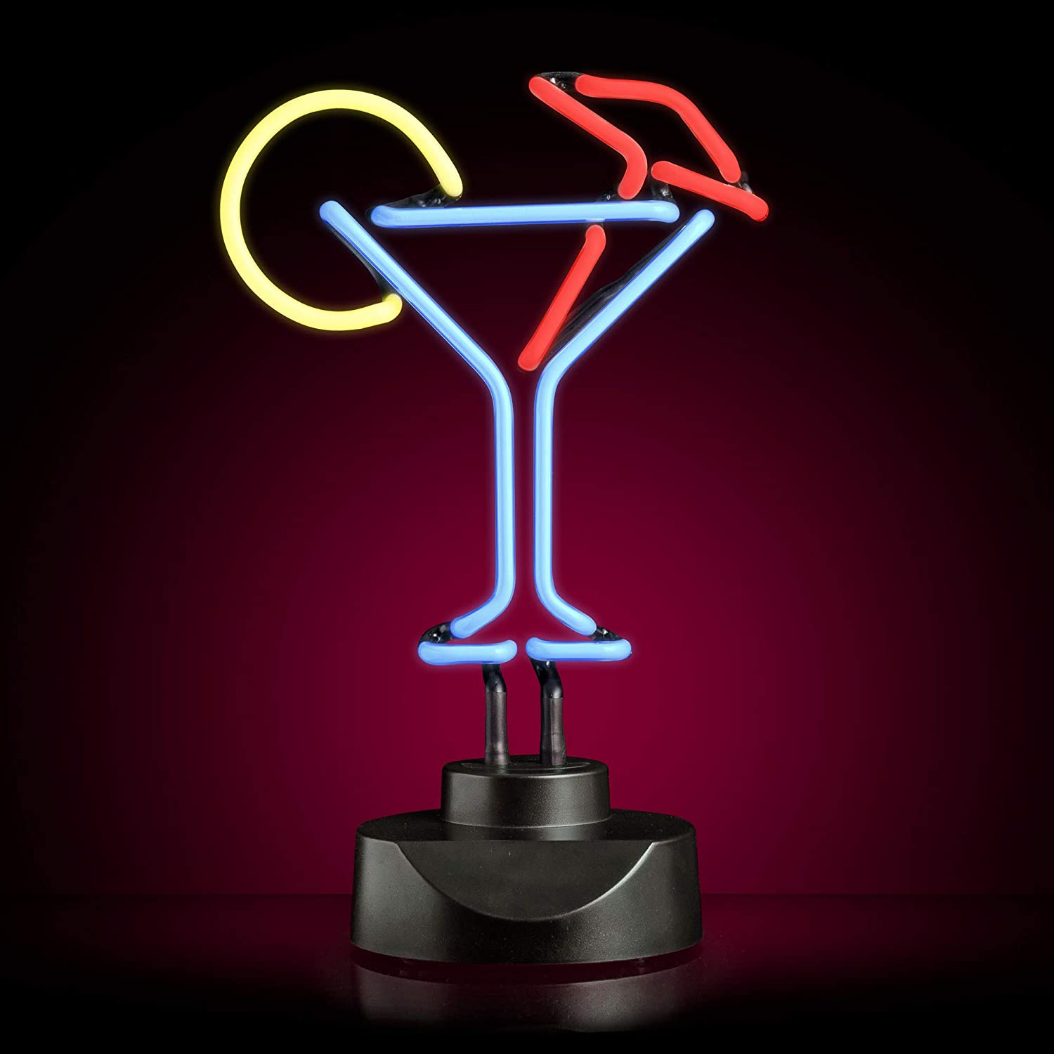 Cocktail Neon Light Tobar