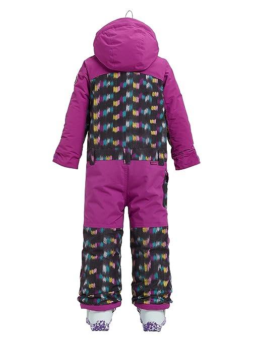 05b90c4bd838 Amazon.com   Burton Toddler Girls  Illusion One Piece Snow Suit ...