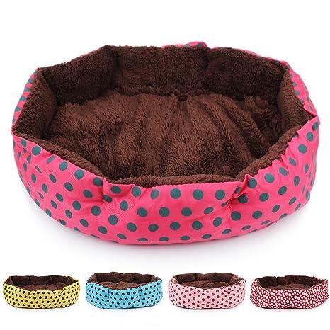 "Kry 15 ""* 12.6 * 4"" perrito Gato Lunares de cama Pet suave"