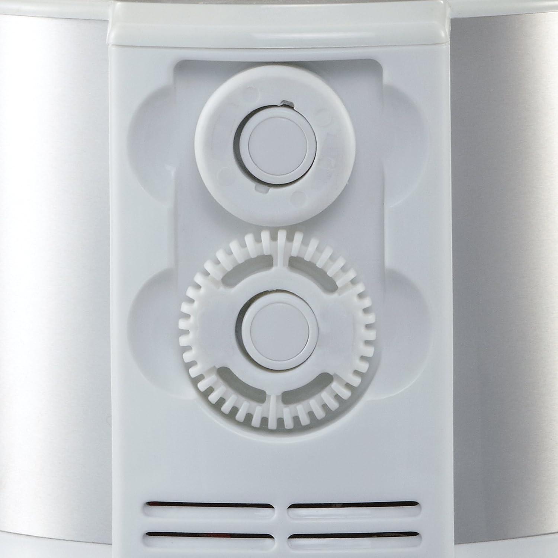 Severin SM 9684 Milchaufschäumer 500 W 230 V Induktion 500 ml edelstahl//weiß