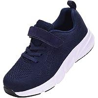 KVbabby Zapatillas de Deporte Unisex Niños Transpirables Antideslizante Zapatillas de Running Deportes de Exterior