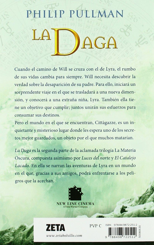 La Daga (Spanish Edition): Philip Pullman: 9788498722512: Amazon.com: Books