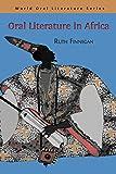 Oral Literature in Africa (World Oral Literature)