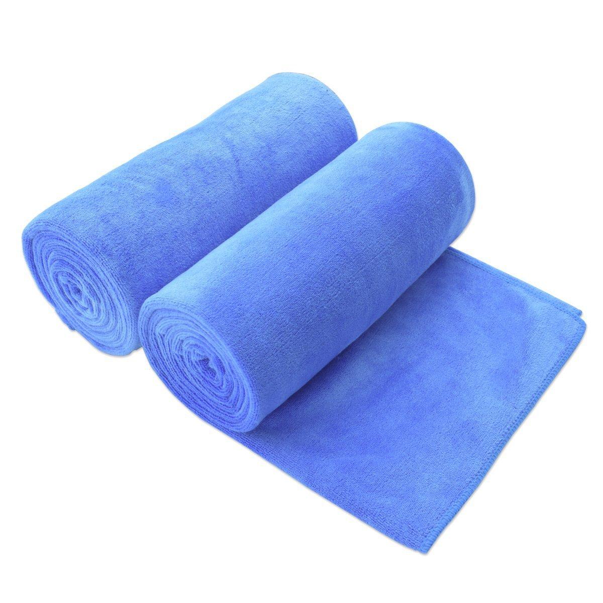 Jml Bath Towel, Microfiber 2 Pack Towel Sets (30