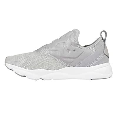 0244076042d Reebok Classic Furylite Slip Contemporary Womens Sneakers