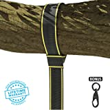 EXTRA LONG TREE SWING HANGING KIT – 10ft Strap, Holds 2800 lbs (SGS Certified), Fast & Easy Way to Hang Any Swing