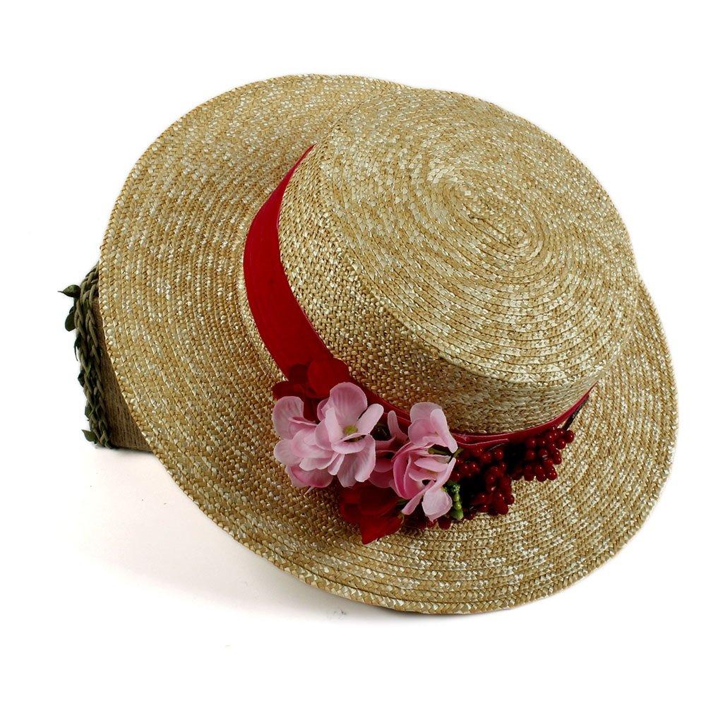 Wkae 2018 - Sombrero de Paja para Mujer 38fc92ea4f4