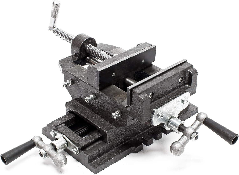Tischschraubstock Maschinenschraubstock 150mm Schraubstock Werkbank 6 Inch