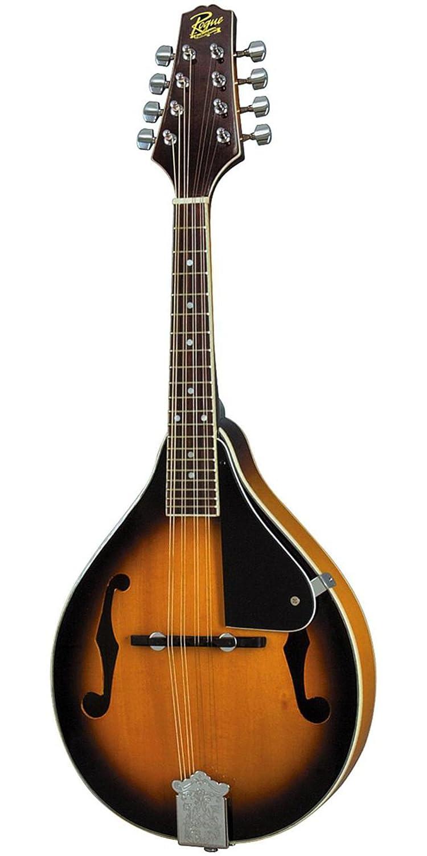 Rogue RM-100A A-Style Mandolin Sunburst SO-069-RM100A-SN