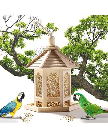 code promo boutique pour officiel promotion spéciale Mangeoires pour oiseaux sauvages | Amazon.fr