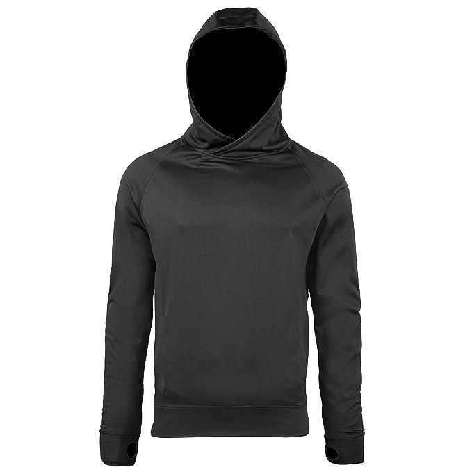 Just Cool Mens Plain Sports Hooded Sweatshirt / Hoodie: Amazon.co.uk:  Clothing