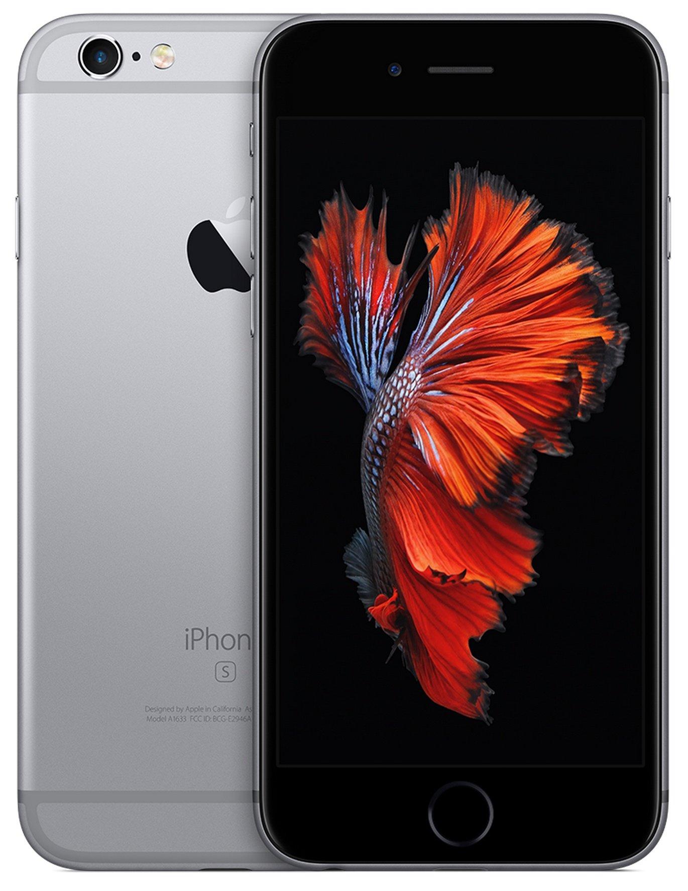 iPhone6s 64GB(スペースグレイ)