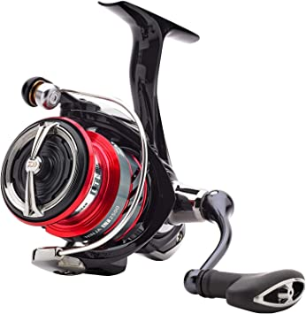 Amazon.com: Moulinet Daiwa Ninja LT 2018-215, 2000, 5.2, 68 ...