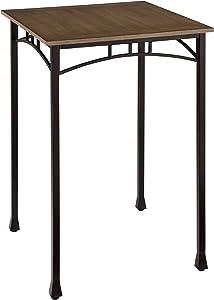 Modern Craftsman Oak Pub/Bistro Table by Home Styles