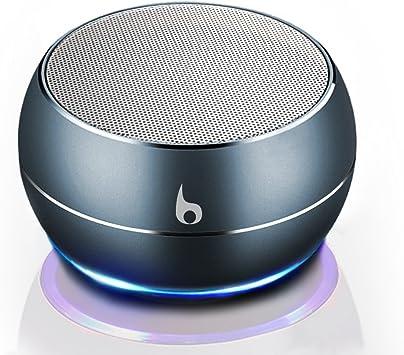 OKE Mini Altavoz Bluetooth, Caja de música inalámbrica Bluetooth ...
