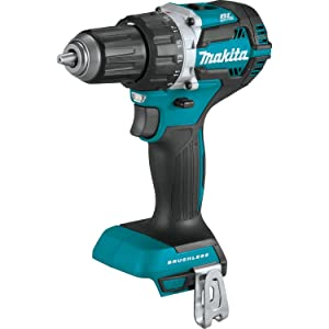 """Makita XFD12Z 18V LXT Lithium-Ion Brushless Cordless 1/2"""" Driver-Drill, Tool Only,"""