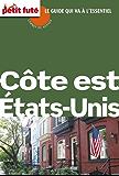 Côte Est des États-Unis 2015/2016 Carnet Petit Futé
