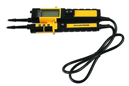 Laser Tools 6843 High Voltage Tester CAT IV 1000v