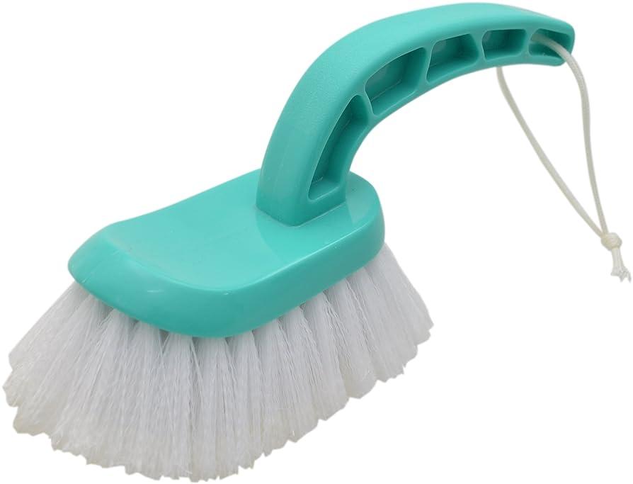 禁輸パイロット海洋のMEIBEI デッキブラシ 浴室掃除、床洗浄用 pp+アルミ製