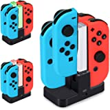 Joycon Charging Dock, [New Version] Diyife Switch Controller Charger, Switch Charging Dock, Controller Charger for…