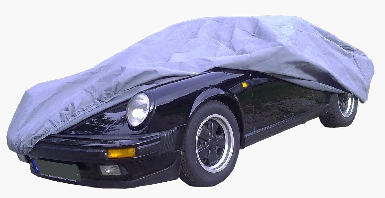 Premium die Wasserabweisende f/ür alle Innenbereiche und auch Carports Autoschutzdecke Car-e-Cover