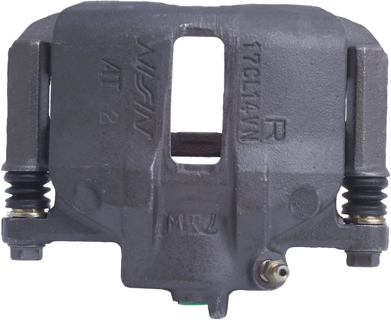 Brake Caliper Unloaded Cardone 19-B1004 Remanufactured Import Friction Ready