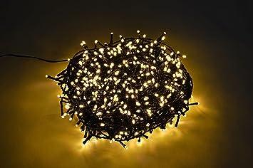 Weihnachten Lichterkette Energiesparend 600 Led Lange 30m