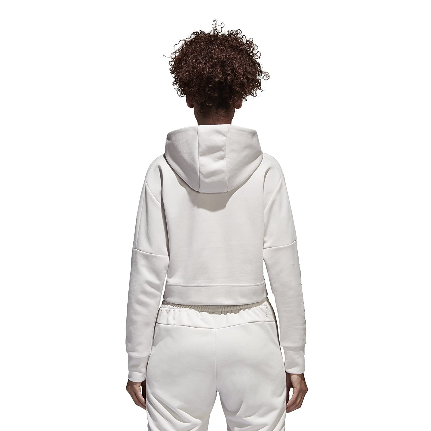 a4a1b38b64 adidas Women s Id Glory Hoodie  Amazon.co.uk  Sports   Outdoors