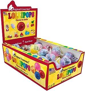 product image for Original Gourmet Lollipops Counter Display, 31 Gram