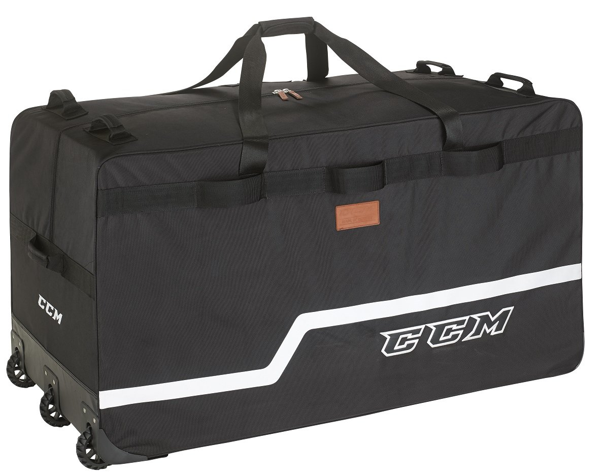 CCM PRO SR. WHEELED GOALIE EQUIPMENT BAG