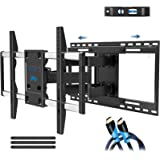 Mounting Dream TV Mount with Sliding Design for 42-70 Inch TVs, Easy for TV Centering on Wall, Full Motion TV Wall Mount…