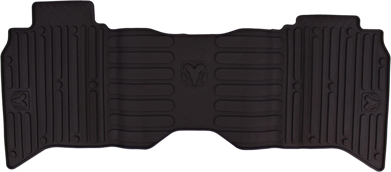 Mopar 82213406 Black All-Weather Floor Mat RAM