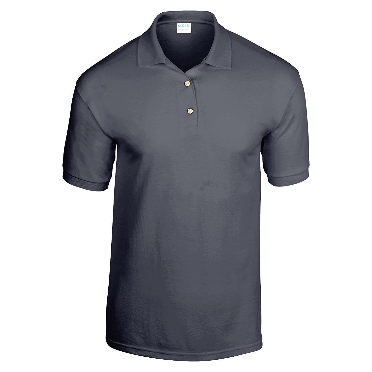 Gildan Adult Dryblend Jersey Short Sleeve Polo Shirt At Amazon Mens