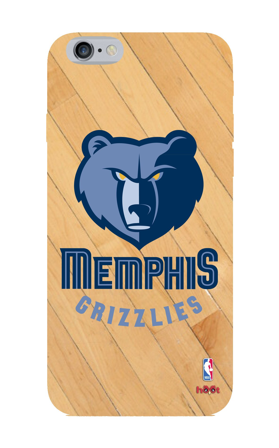 Hoot² Memphis Grizzlies NBA iPhone 7 Case by Hoot²