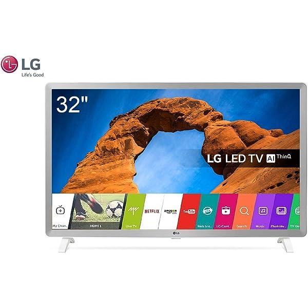 Samsung - UE32J4510 32 LED Smart TV Blanca: Amazon.es: Electrónica