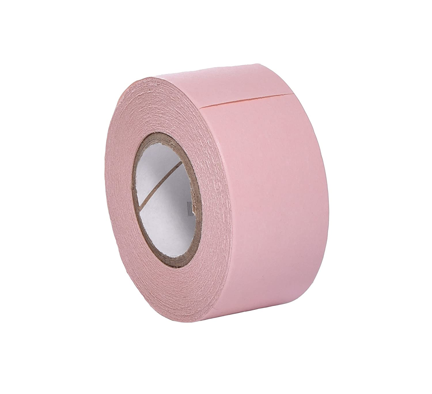 Camlab 1176868 Labelling Tape, 1' Wide, 500' (12.7 m) Long, Pink 1 Wide 500 (12.7 m) Long