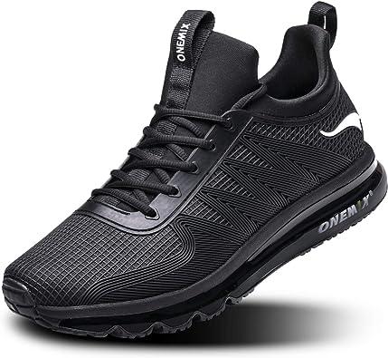 ONEMIX Zapatillas de Running para Hombre, Zapatos Gimnasio Deportivas Correr Sneakers para Aire Libre y Casual: Amazon.es: Zapatos y complementos