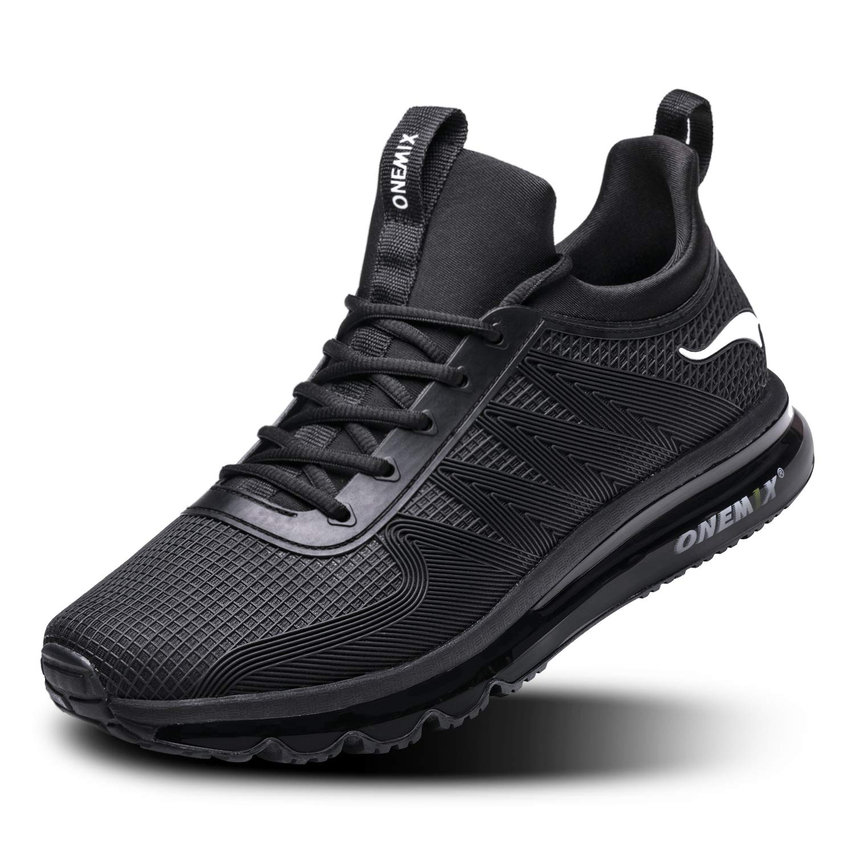 f9978ca084143 ONEMIX Chaussures de Course Homme Compétition Trail entraînement Basket  Mode Sneakers Gym Fitness athlétique Outdoor Casual