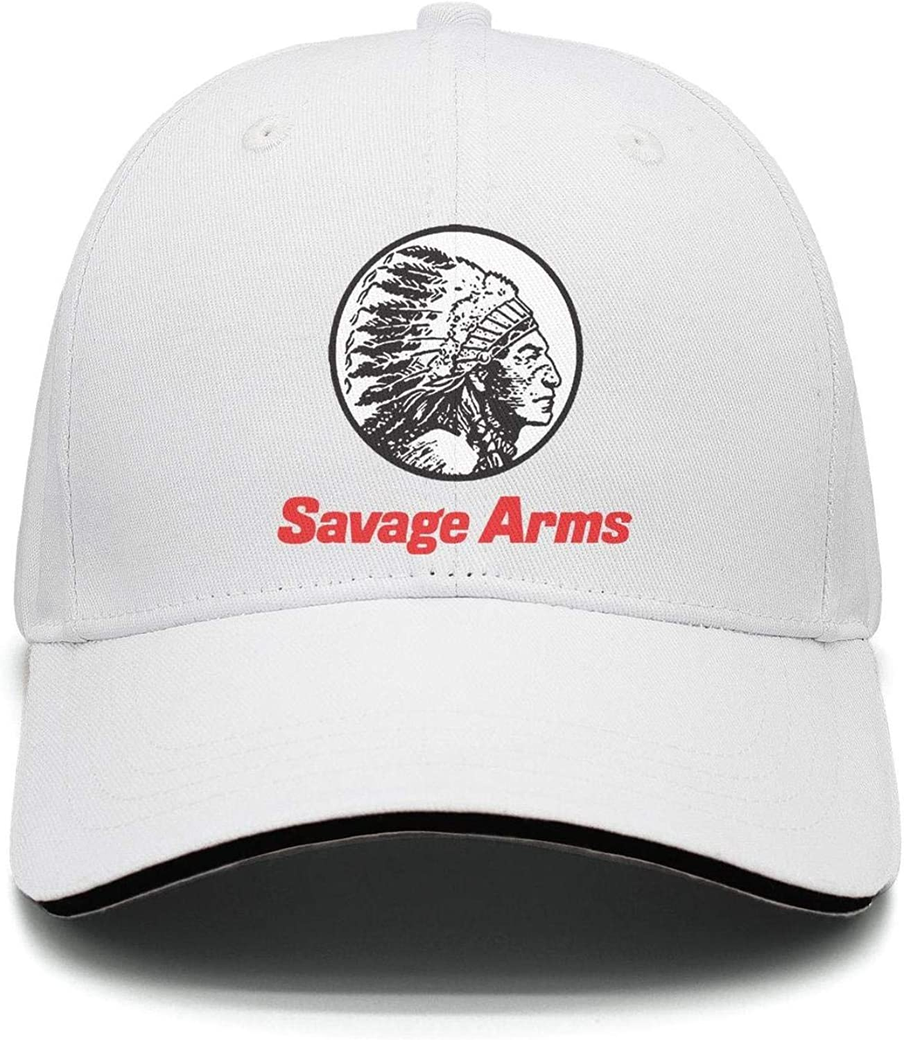 Mens Womens Outdoor Cap Baseball Fit Snapback-Savage-Arms-Golf Hat Professional