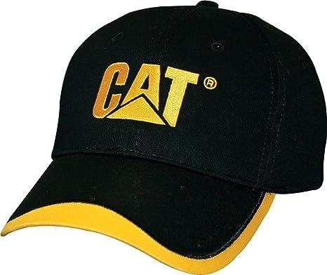 bcadf3e684348 Caterpillar Men s Contrast Trademark Cap