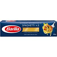 Macarrão Grano Duro Spaguetti N.5 Barilla 500g
