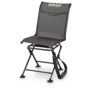 Ordinaire Amazon.com : Guide Gear 360 Degree Swivel Hunting Blind Chair : Sports U0026  Outdoors