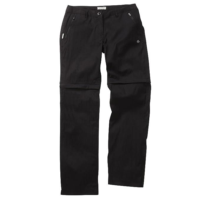 7610ce5c8a06 Craghoppers Outdoor - Kiwi PRO - Pantaloni Sportivi Accorciabili - Donna:  Amazon.it: Abbigliamento