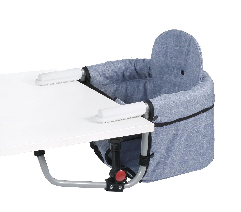 CHIC 4BABY 35055Relax Siège de Table Jean Bleu Clair/Bleu Chic 4 Baby GmbH (FO) 350 55